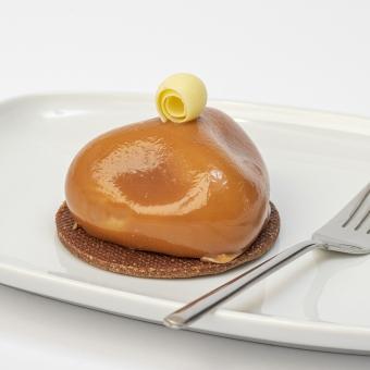 melkchocolade bavarois