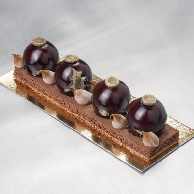longeur chocolade mousse
