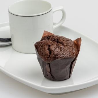mini-muffin chocolade
